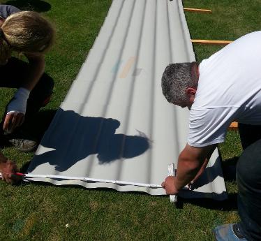Allgemeine informationen zur richtigen Montage von Dächern