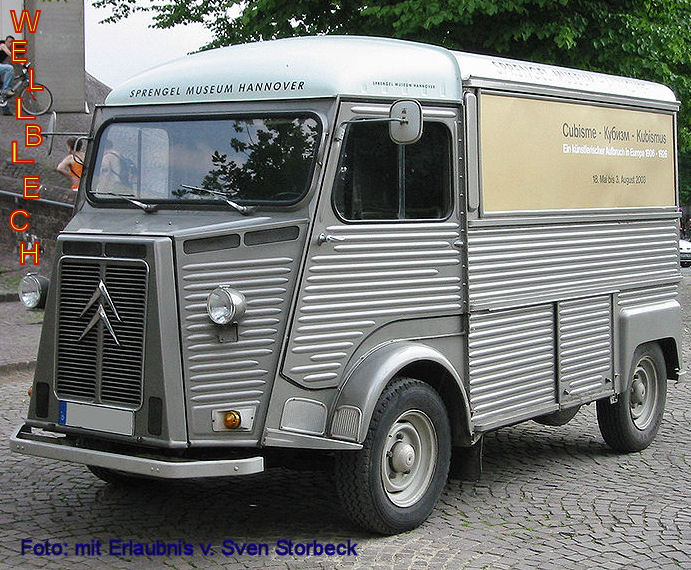 Storbeck Wellblech-Citroen