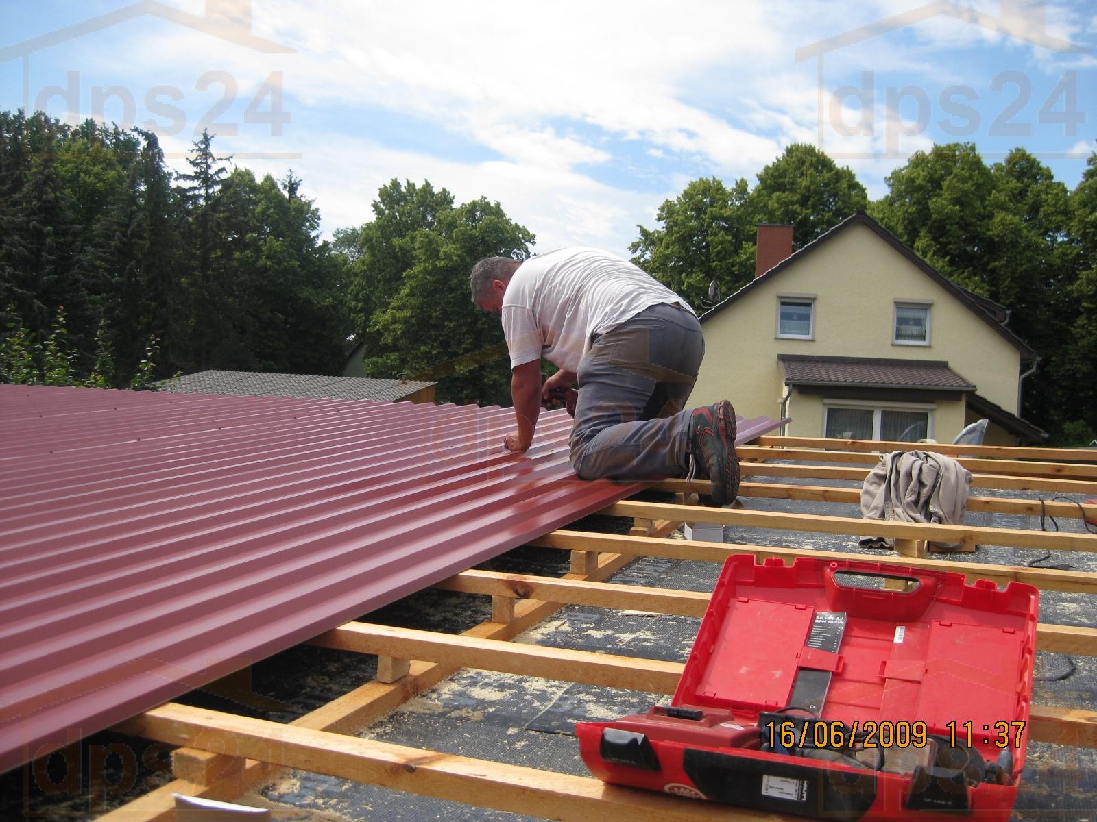 allgemeines zu stahlblech der dachplattenprofi