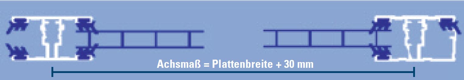 Bevorzugt Montageanleitung Stegplatte | der Dachplattenprofi! YO39