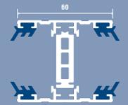 Montageanleitung für Doppelstegplatten oder Hohlkammerplatten