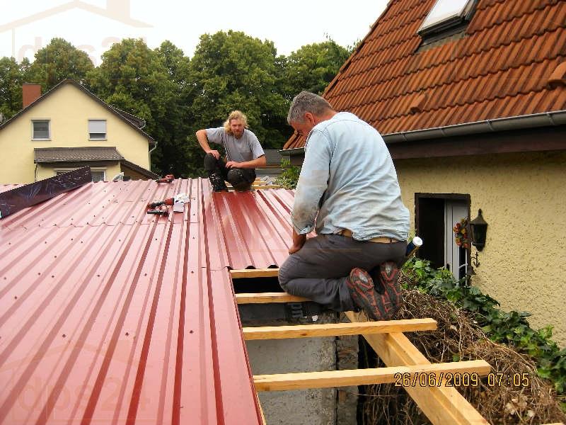 Auswahlhilfe welche dachplatten f r mein dach der for Carport bedachung