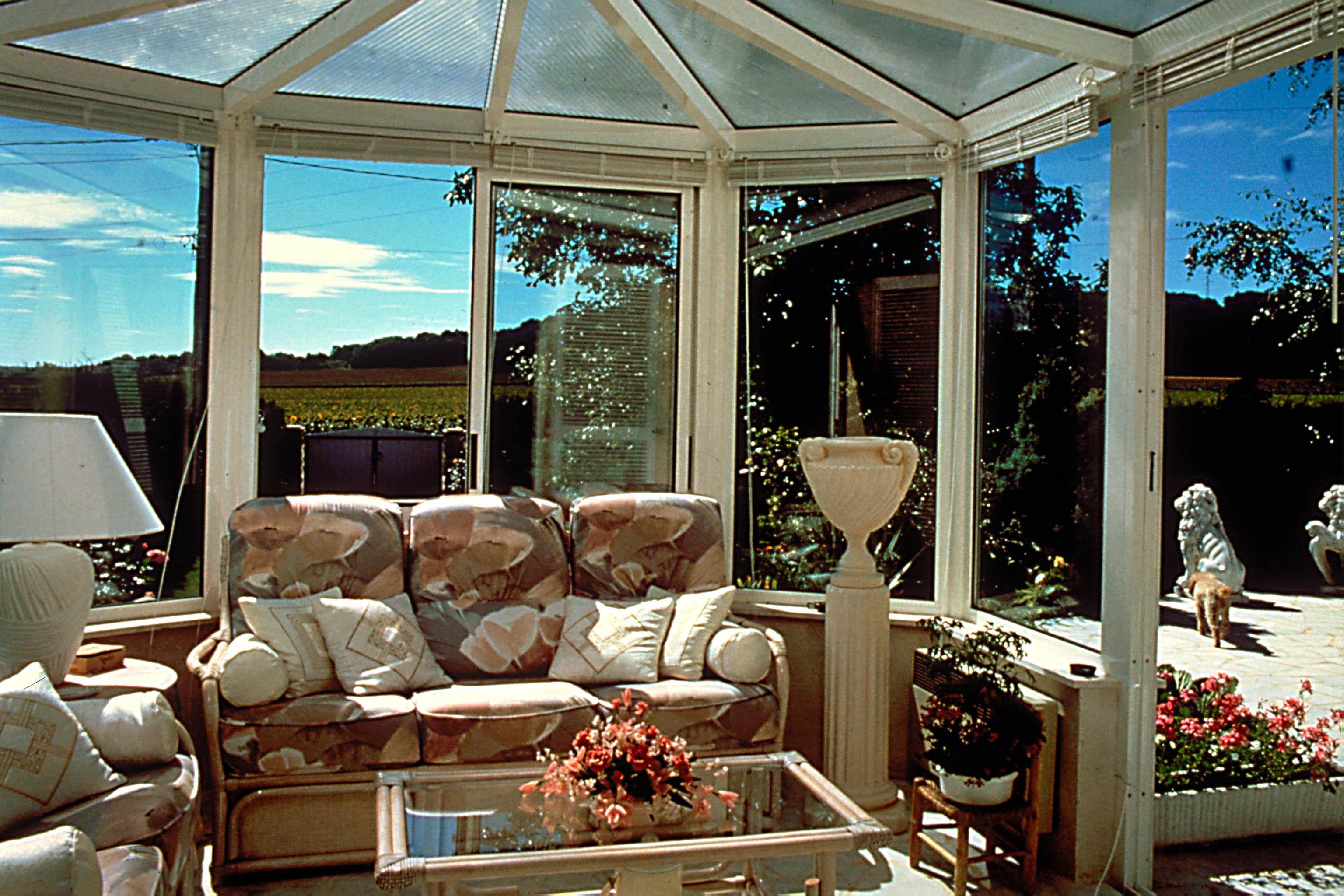 Auswahlhilfe welche dachplatten f r mein dach der - Suche wintergarten ...