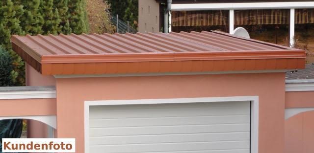 Häufig Ortgang - Windfänger: Was ist das? | der Dachplattenprofi! AZ16