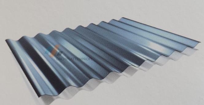 Wellprofil 0.5mm viele Farben Fassadenverkleidung