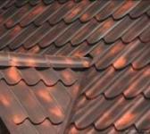 Sonderpreis 1. Wahl Dachpfannenblech cm-exakte Längen STARKE 35-mü-Anticato-Beschichtung