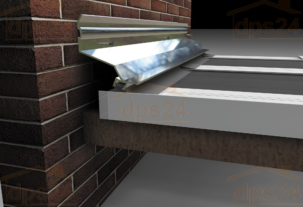 verlegeprofil duo aluminium in zubeh r stegplatten der. Black Bedroom Furniture Sets. Home Design Ideas
