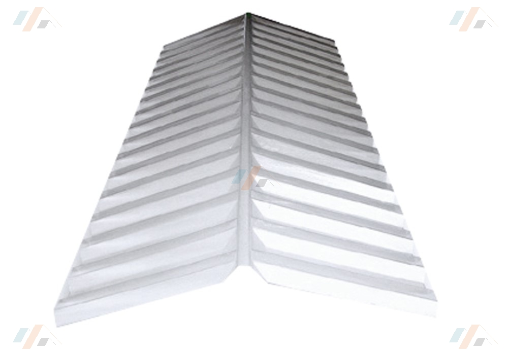 pvc ondex hr biaxial gereckt trapez spundwandprofil in lichtplatten pvc der dachplattenprofi. Black Bedroom Furniture Sets. Home Design Ideas